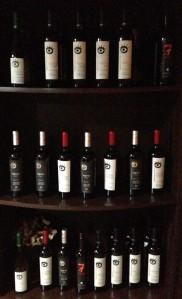 Vinhos da Argenceres em exibição: novo produto no mercado