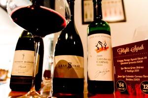 Bons vinhos vendidos por taça, petiscos cinco estrelas e sequências para degustação. Precisa mais? (crédito da foto: Gabriela di Bella)