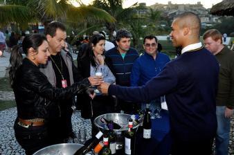 O prazer do vinho em um evento totalmente dedicado a isso: eu apoio! (foto: divulgação)