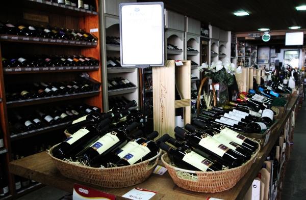 A Bocatti tem vinhos nacionais difíceis de encontrar, como a linha Era dos Ventos (foto: Gabriela Di Bella)
