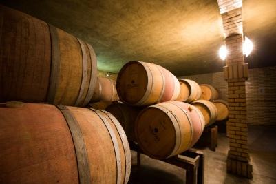 Em repouso no carvalho, os vinhos dormem. O que terão a nos dizer quando acordarem? (Foto: Gabriela Di Bella)