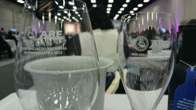 Cuidado com os detalhes: empenho da Associação Brasileira de Enologia era visto em todos os detalhes da Avaliação Nacional de Vinhos.